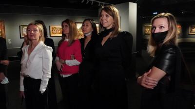 Уникальная выставка живописи Брейгелей открылась в музее «Новый Иерусалим»