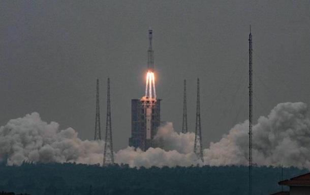 В Китае запустили новую ракету-носитель с секретным спутником