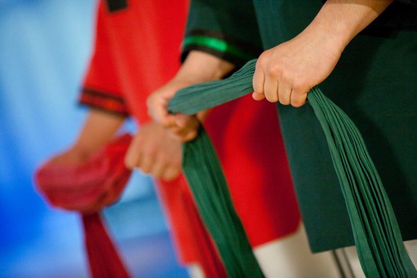 В Раменском стартовал открытый турнир по спортивной борьбе и борьбе на поясах