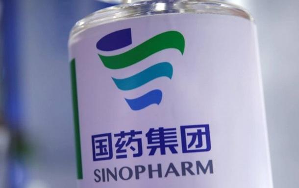 Вакцина Sinopharm показала почти 80% эффективности