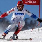 Валерий Редкозубов завоевал две серебряные медали на Кубке Европы по паралимпийскому горнолыжному спорту