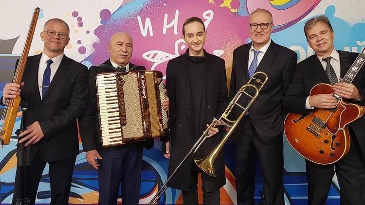Тимофей Стасенко вышел в финал Всероссийского открытого конкурса юных талантов «Синяя птица»