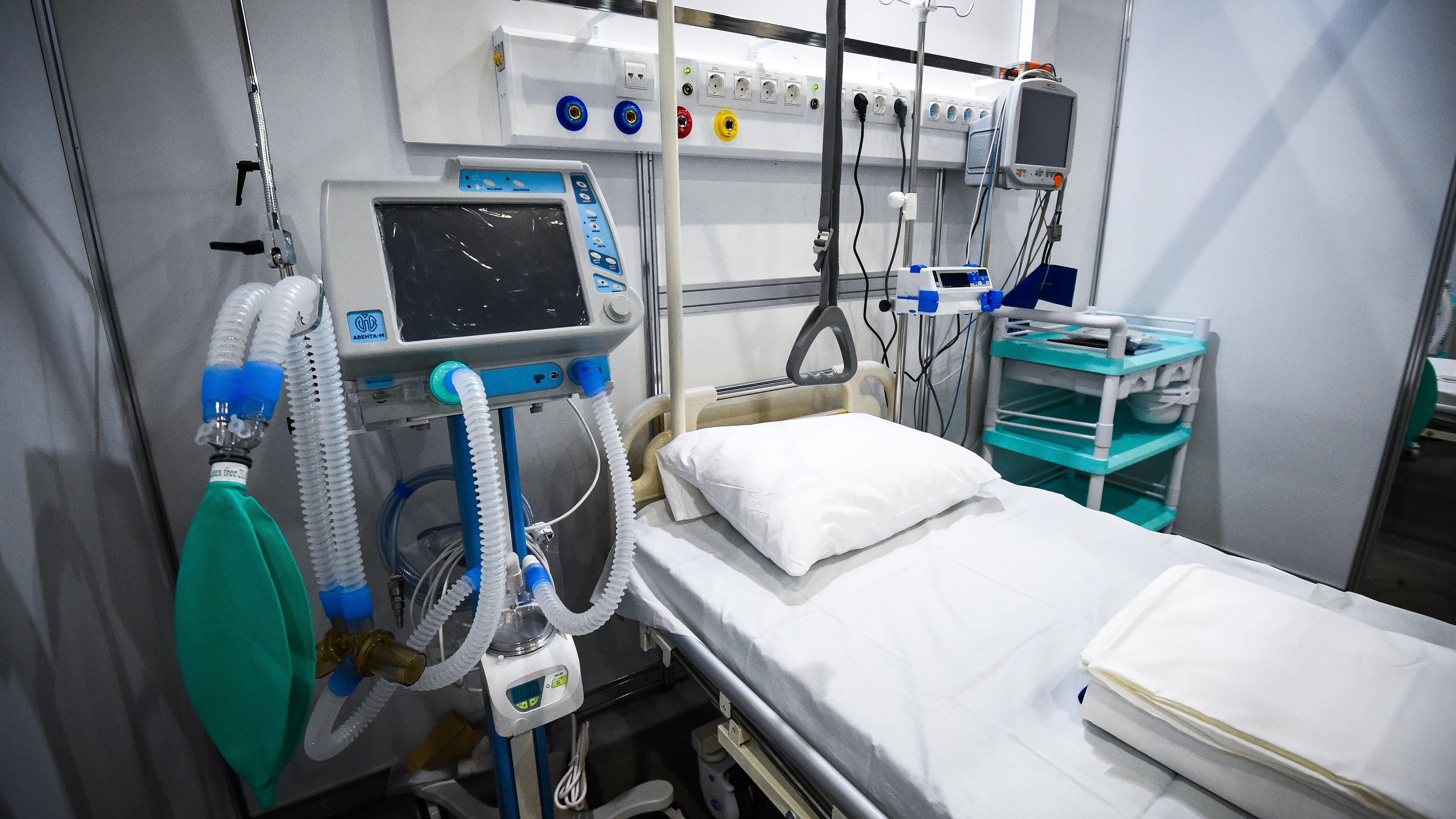 Врачи спасли двух пациенток с тяжелой формой коронавируса в Ногинске