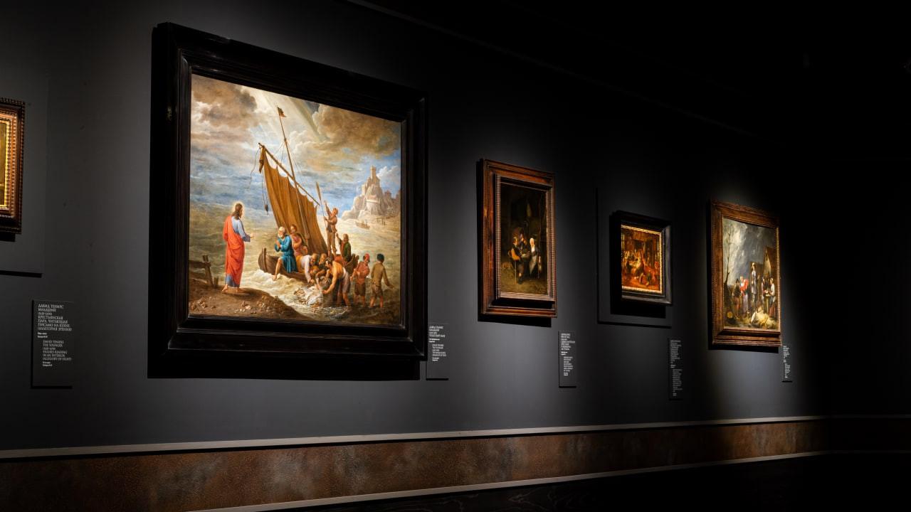 Время работы выставки «Младшие Брейгели» в «Новом Иерусалиме» продлили до 21.00