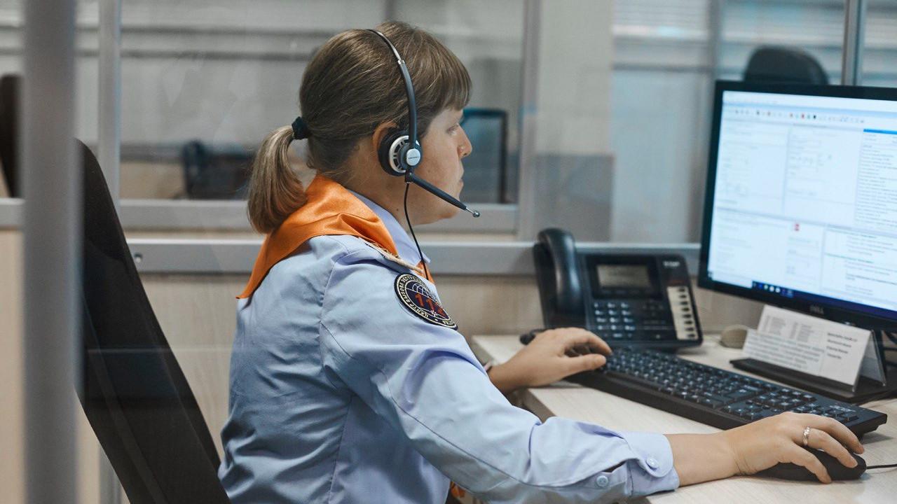 Оператор системы-112