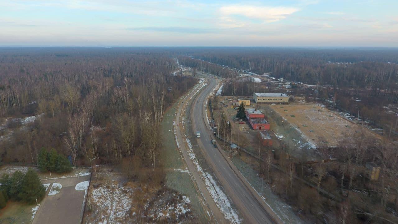 Завершилась реконструкция автодороги Павловский Посад-Субботино-Электросталь