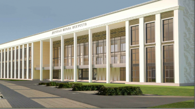 Здание школы искусств реконструируют в Королеве