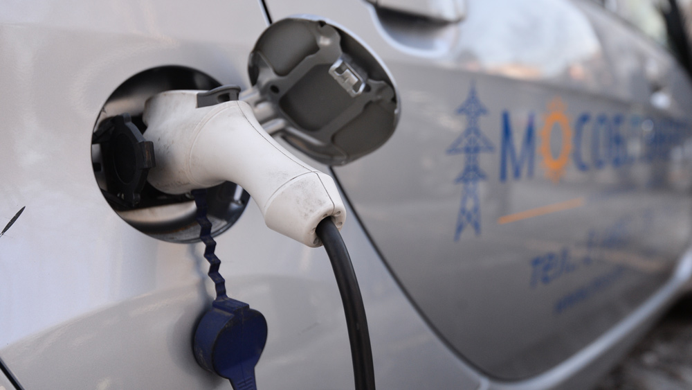Жителей Дзержинского призвали проголосовать за улучшение приложения для электромобилей