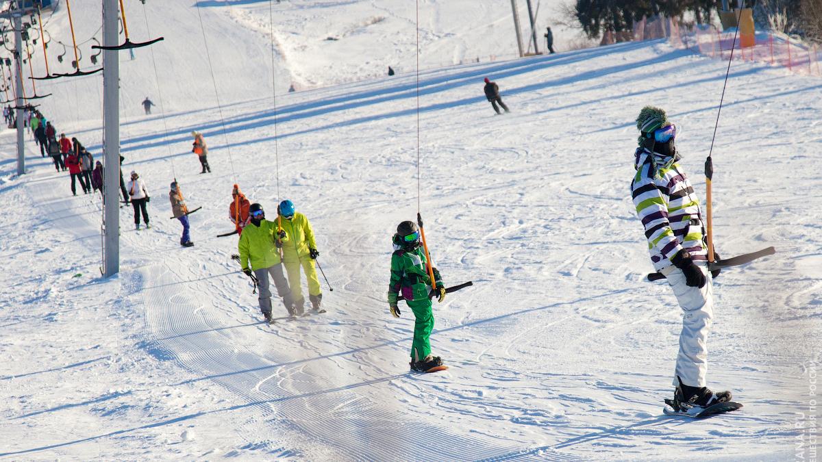Жителям Московской области рассказали о лучших горнолыжных склонах региона