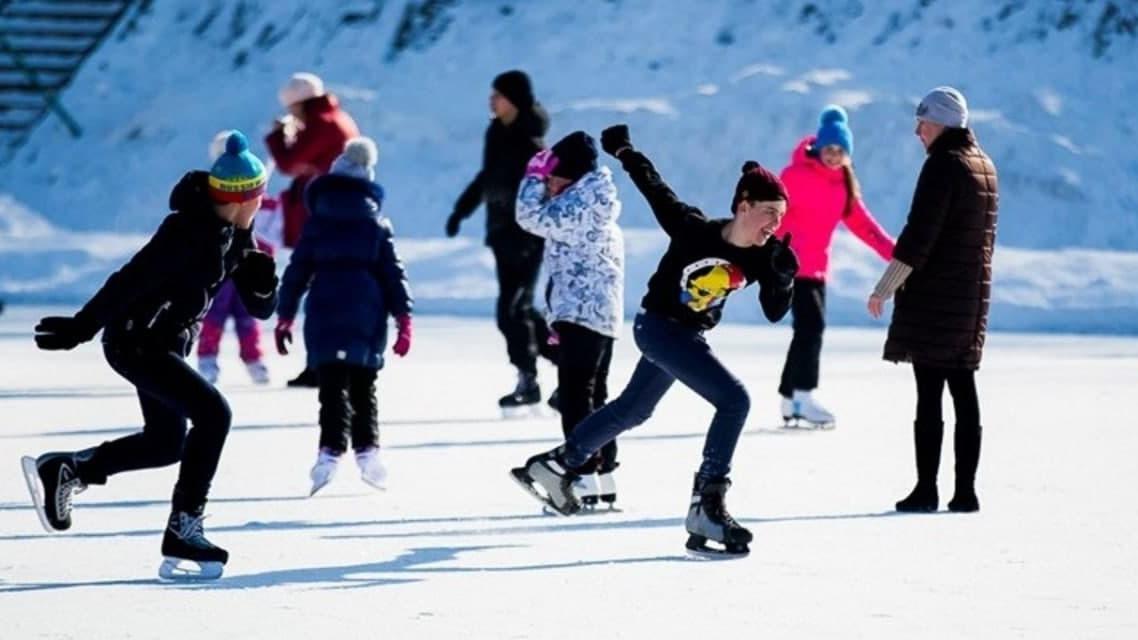 Зимний спортивный сезон стартовал в Подмосковье