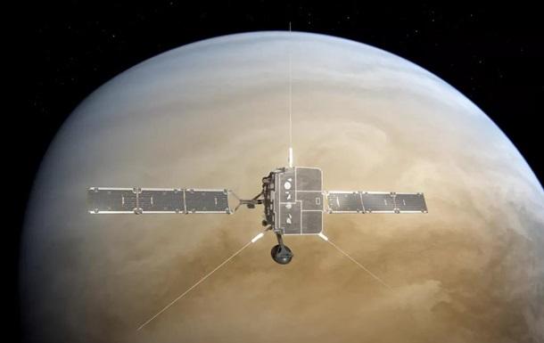 Зонд Solar Orbiter впервые пролетел возле Венеры