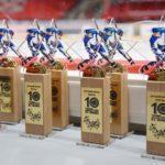 12 команд со всей России участвуют на турнире по хоккею на Кубок Юрия Ляпкина в Подмосковье