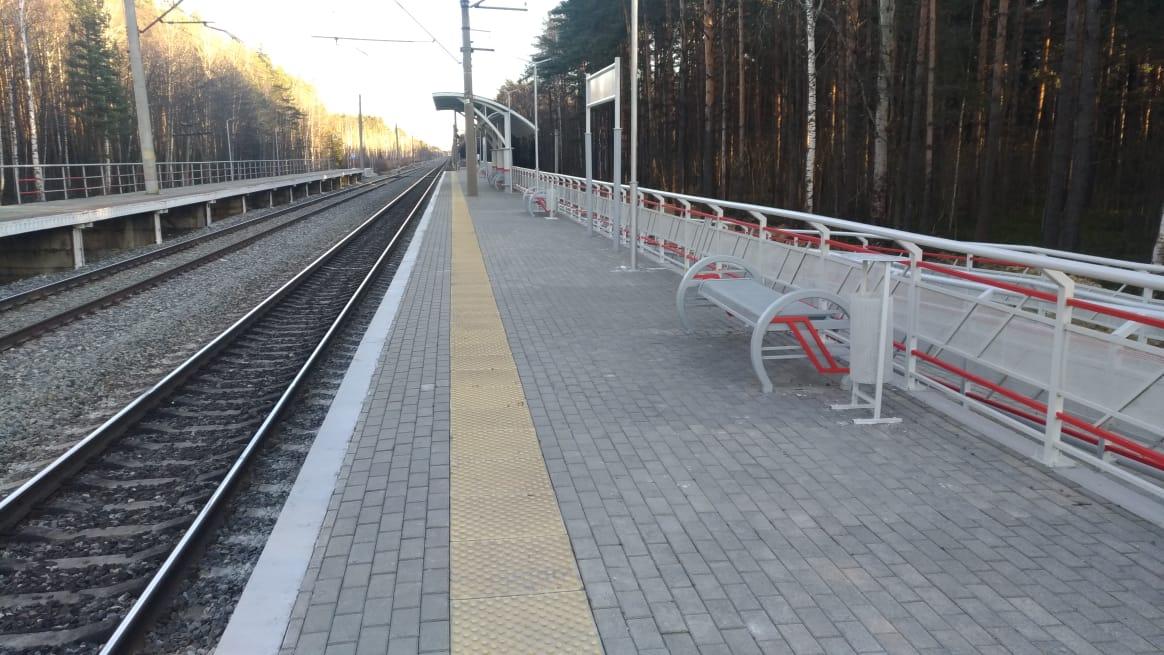 Железнодорожная станция Шатура