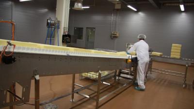 Более 200 тонн сыра поставил на экспорт подмосковный завод компании «Valio» в 2020 году