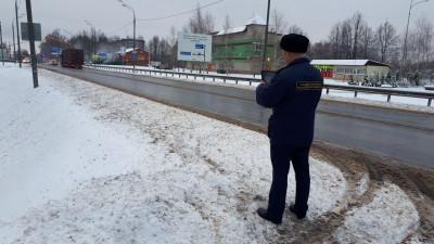 Более 50 объектов вдоль вылетных магистралей Подмосковья привели в порядок за 2 недели