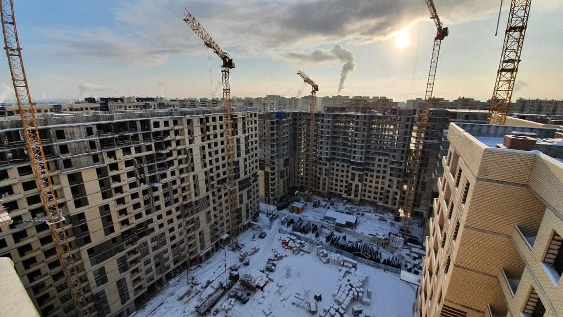 Четыре многоквартирных дома планируют достроить в Мытищах в 2021 году