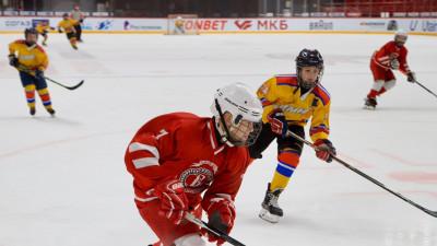 Десятый турнир по хоккею на Кубок Юрия Ляпкина стартует в Балашихе 21 января