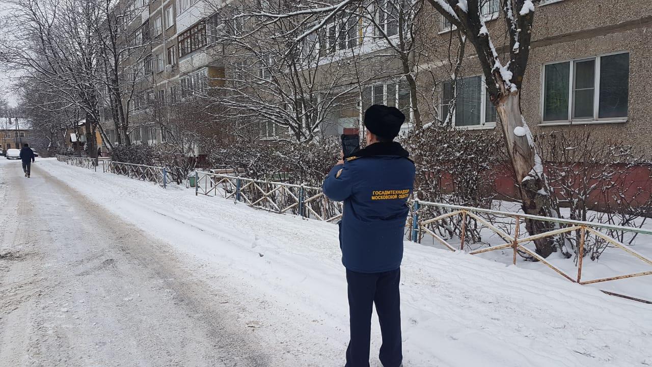 Госадмтехнадзор контролирует содержание транспортной инфраструктуры региона в зимний период