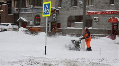 Госадмтехнадзор региона напоминает о правилах зимней уборки первой и второй очереди