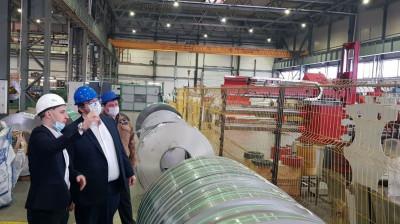 Электростальский завод увеличит производительность труда на 30%