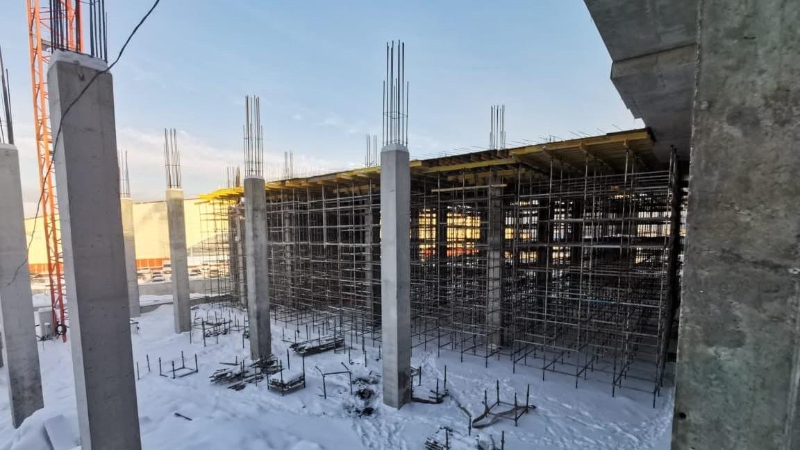 Крупный торговый центр построят в Одинцовском округе в 2021 году