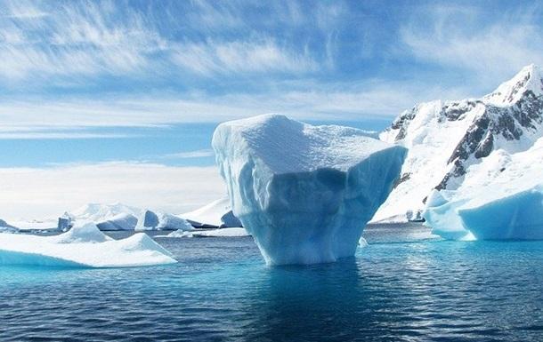 Лед на Земле тает рекордными темпами