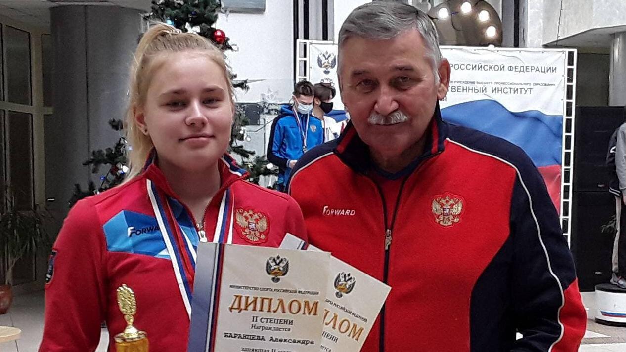 Лыжницы Подмосковья выиграли 4 серебряные медали на первенстве России по прыжкам с трамплина