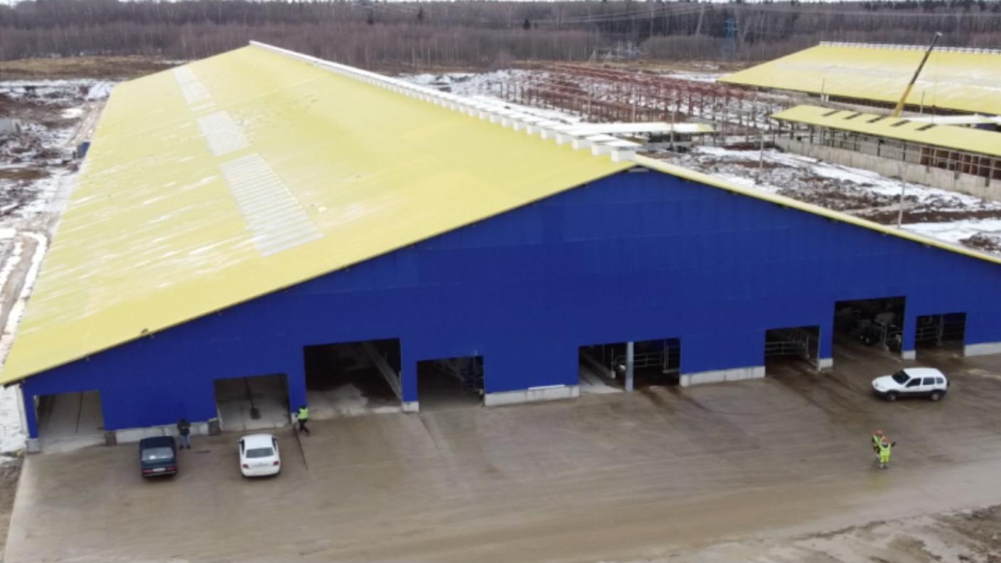 Минсельхозпрод региона проверит строительство комплексов компании «ТиЭйч-РУС Милк»