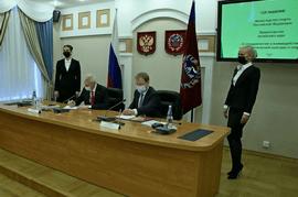 Минспорт России и Правительство Алтайского края заключили Соглашение о сотрудничестве и взаимодействии в области физической культуры и спорта