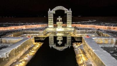 Около 220 мест крещенских купаний подготовили в Московской области