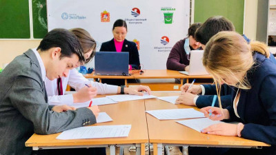 Порядка 3 тыс. подмосковных школьников приняли участие в уроках о раздельном сборе отходов