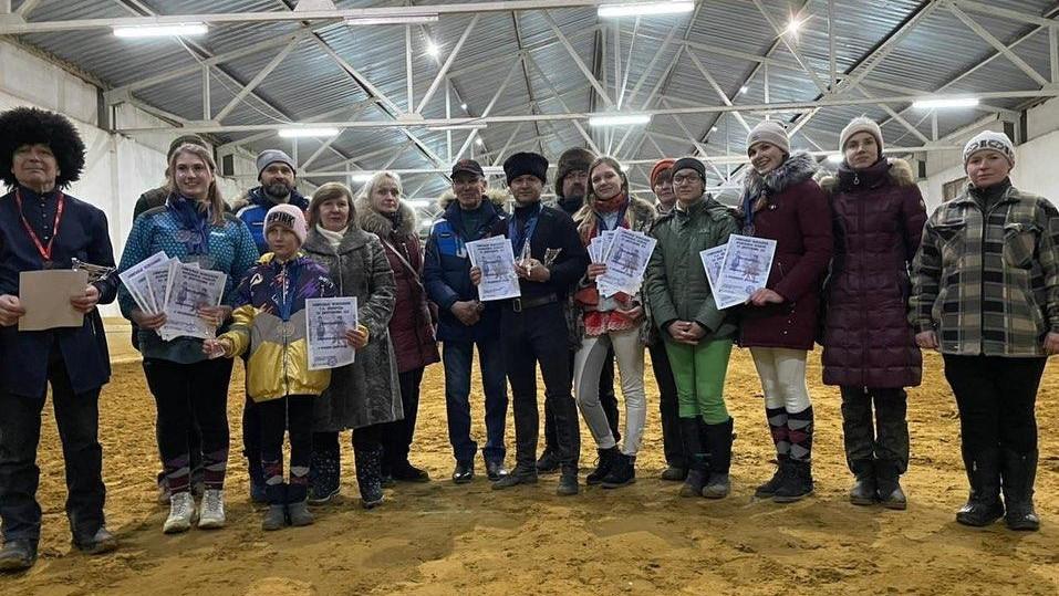 Региональный чемпионат по джигитовке прошел в Раменском