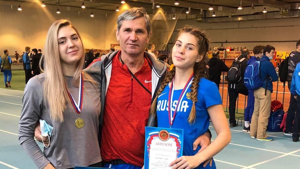 Сборная Подмосковья стала лучшей на первенстве ЦФО по легкой атлетике