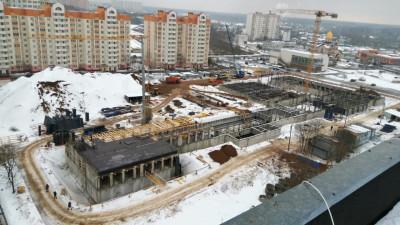 Школу на 550 мест построят в Красногорске до конца года