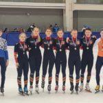 Шорт-трекисты из Подмосковья стали лучшими на всероссийских соревнованиях
