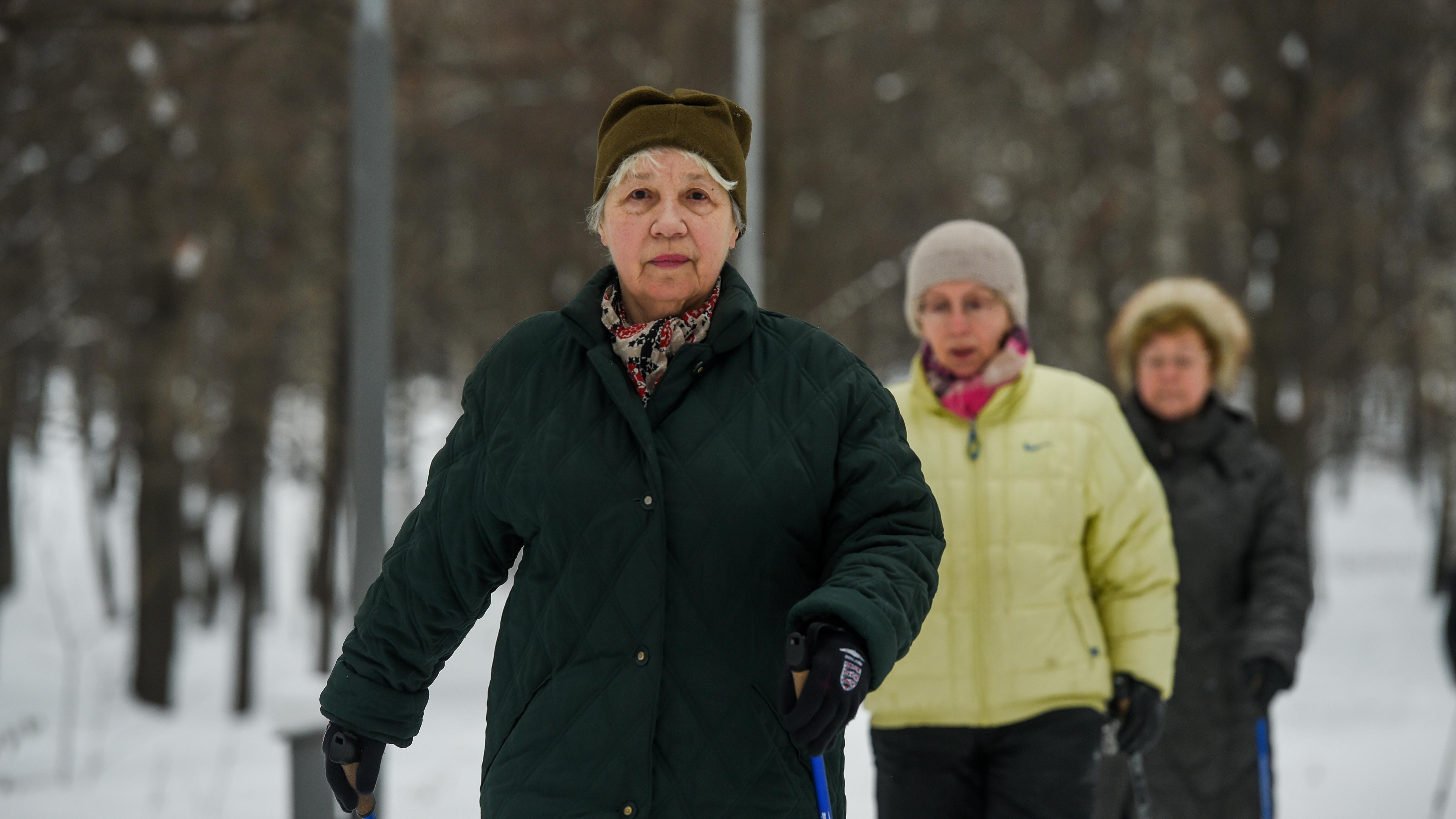 Снижение заболеваемости и снятие ограничений: возобновление занятий «Активного долголетия»