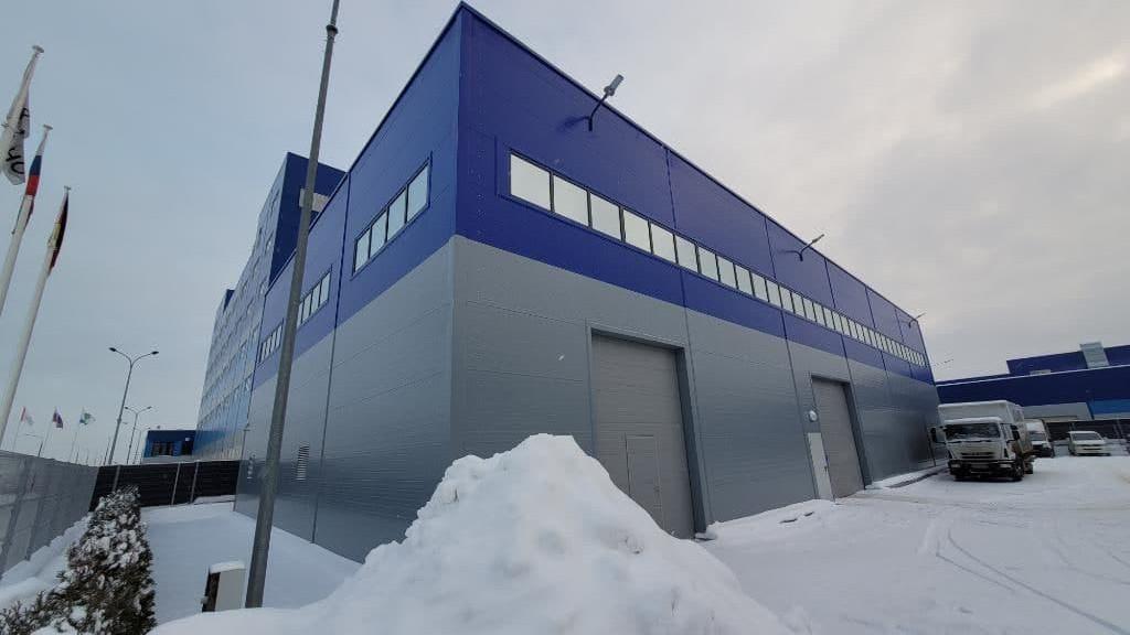 Сотрудники ГБУ «Стройэксперт» проверили складское здание в Дубне