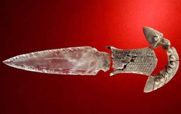 В Испании нашли 5000-летний хрустальный кинжал