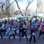 В регионах страны проходит Декада спорта и здоровья