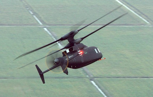 В США представили концепт боевого вертолета