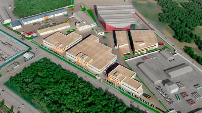 Заполненность индустриальных парков Подмосковья достигла 61%