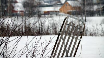 Жителей Подмосковья предостерегли от катания с неподготовленных горок