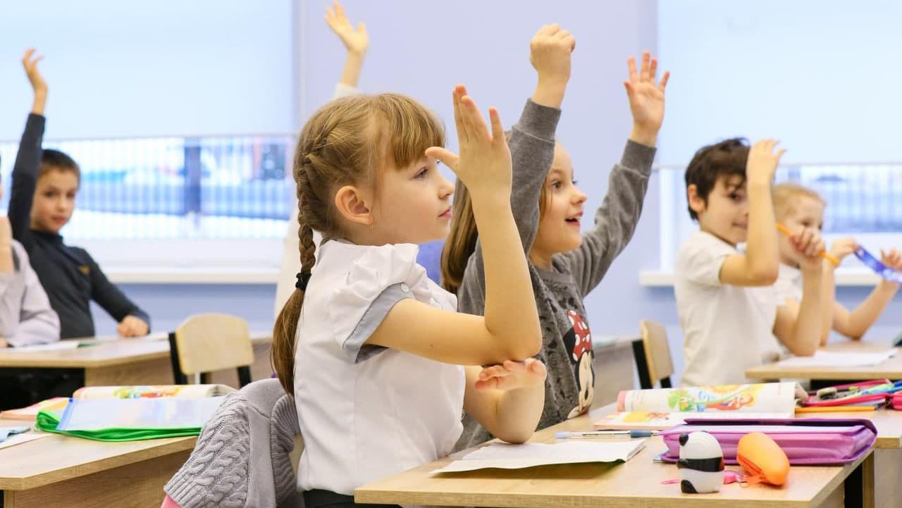 Жителям Московской области рассказали, как записать ребенка в первый класс