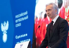 Александр Дюков переизбран президентом РФС