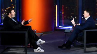 Андрей Воробьев дал интервью Сергею Минаеву в эфире телеканала «360»