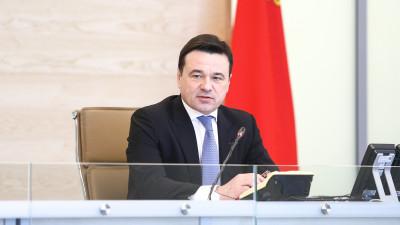 Андрей Воробьев вошел в топ‑3 рейтинга глав регионов по упоминаемости в соцмедиа за январь
