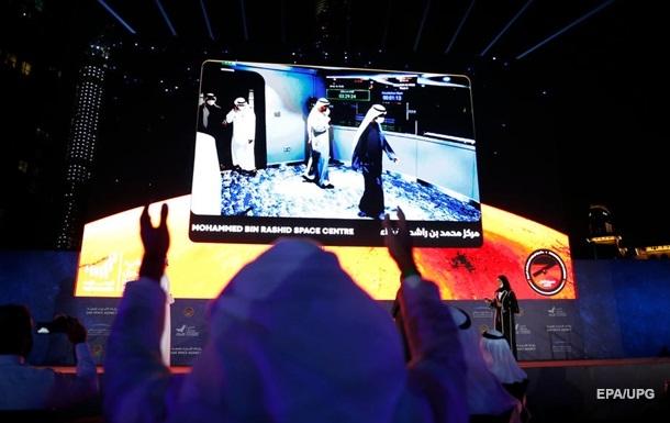 Арабы на Марсе. Космическая миссия ОАЭ