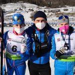 Биатлонистка из Подмосковья впервые завоевала серебряную медаль Кубка IBU в личном зачёте
