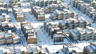 Более 40 жилых блокированных домов проверили в Истре