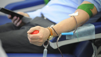 Более 47 тыс. жителей Подмосковья стали донорами крови в 2020 году